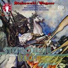 Stokowski-Transkriptionen, Super Audio CD
