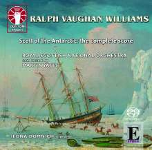 Ralph Vaughan Williams (1872-1958): Scott of the Antarctic (Komplette Filmmusik), Super Audio CD