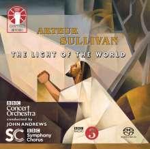 Arthur Sullivan (1842-1900): The Light of the World (Oratorium), 2 Super Audio CDs