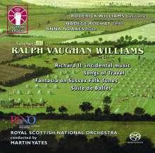 Ralph Vaughan Williams (1872-1958): Richard II (Bühnenmusik), Super Audio CD