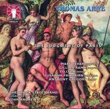 Thomas Arne (1710-1778): The Judgement of Paris, Super Audio CD