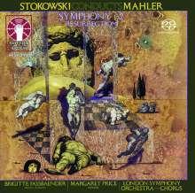 Gustav Mahler (1860-1911): Symphonie Nr. 2, Super Audio CD