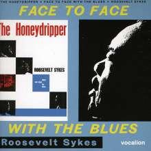 Roosevelt Sykes: Honeydripper & Face To.., 2 CDs