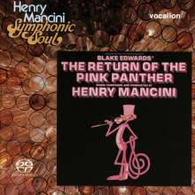 Henry Mancini (1924-1994): Filmmusik: The Return Of The Pink Panther & Symphonic Soul, Super Audio CD