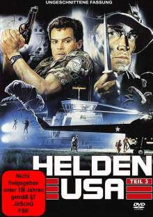 Helden USA 3, DVD
