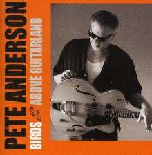 Pete Anderson: Birds Above Guitarland, CD