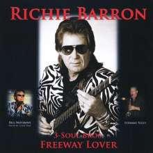 Richie Barron: Richie Barron: Freeway Lover 3, CD