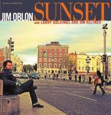 Jim Oblon: Sunset, CD