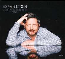 Jean-Paul Brodbeck (geb. 1974): Expansion, CD