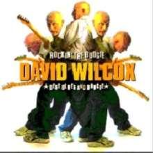 David Wilcox: Rockin' The Boogie - Best Of Blues.., CD