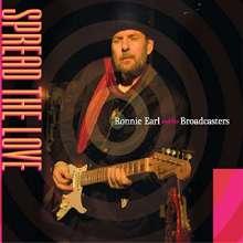 Ronnie Earl: Spread The Love, CD