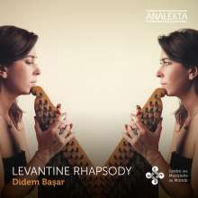 Didem Başar: Levantine Rhapsody, CD