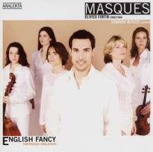 Ensemble Masques - English Fancy, CD