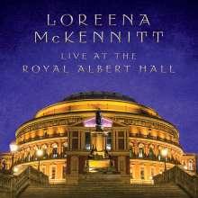 Loreena McKennitt: Live At The Royal Albert Hall, 2 CDs