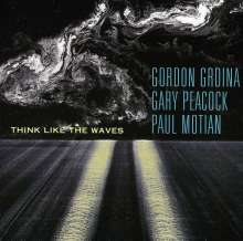Gordon Grdina, Gary Peacock & Paul Motian: Think Like The Waves, Super Audio CD