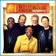 "Willie ""Big Eyes"" Smith: Bluesin It, CD"