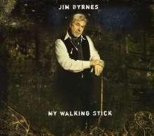 Jim Byrnes: My Walking Stick, CD