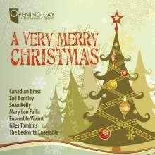 A Very Merry Christmas, CD