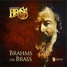 Canadian Brass - Brahms on Brass, CD
