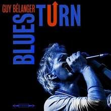 Guy Belanger: Blues Turn, CD