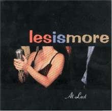 Lesismore: At Last, CD