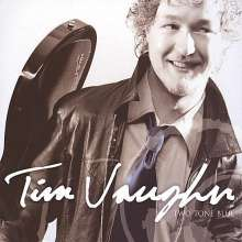Tim Vaughn: Two Tone Blue, CD