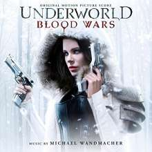Michael Wandmacher: Filmmusik: Underworld: Blood Wars, CD