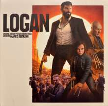 Marco Beltrami: Filmmusik: Logan (O.S.T.) (180g) (Limited-Edition), 2 LPs