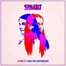Dan The Automator: Filmmusik: Booksmart (Blue Marbled Vinyl), LP