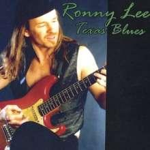Ronny Lee: Texas Blues, CD