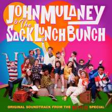 Mulaney,John & Sack Lunch Bunch,The: John Mulaney & The Sack Lunch Bunch (Original Soundtrack), CD