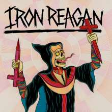 Iron Reagan: Crossover Ministry, LP