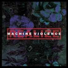 Realize: Machine Violence, CD