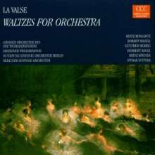 Waltzes For Orchestra, CD