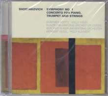 Dmitri Schostakowitsch (1906-1975): Symphonie Nr.1, CD