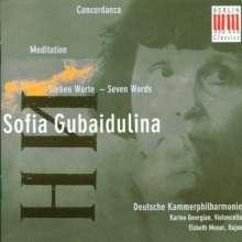 Sofia Gubaidulina (geb. 1931): Die sieben letzten Worte, CD