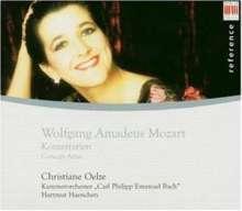 Christiane Oelze singt Mozart-Arien, CD