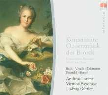 Andreas Lorenz - Konzertante Oboenmusik, CD