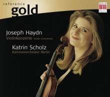 Joseph Haydn (1732-1809): Violinkonzerte H7a Nr.1,3,4, CD