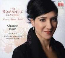 Sharon Kam - The Romantic Clarinet, CD