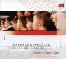 Dresdner Kreuzchor - Kreuzchorvespern (Musik aus Dresden), CD