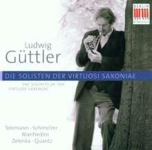 Ludwig Güttler & Die Solisten der Virtuosi Saxoniae, CD