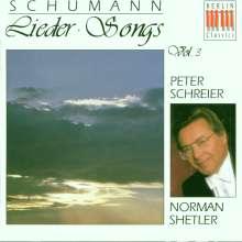 Robert Schumann (1810-1856): Lieder Vol.3, CD