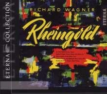 Richard Wagner (1813-1883): Das Rheingold (Ausz.), CD