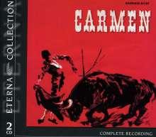 Georges Bizet (1838-1875): Carmen (in deutscher Sprache), 2 CDs