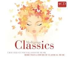 Meditation Classics, 4 CDs