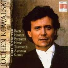 Jochen Kowalski singt Arien, CD