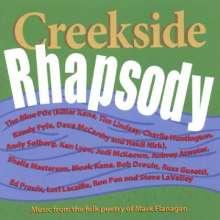 Creekside Rhapsody, CD