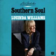 Lucinda Williams: Southern Soul: From Memphis To Muscle Shoals, LP