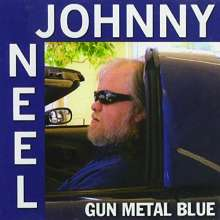 Johnny Neel: Gun Metal Blue, CD